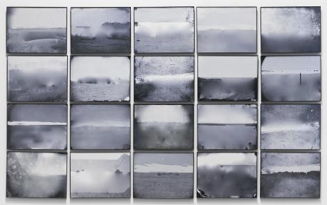 Michelle Stuart Timeless Land, 2017 Suite of twenty archival inkjet photographs Overall: 35.5 x 57 inches (90.2 x 144.8 cm) (GL12703)