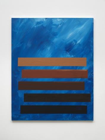 Tariku Shiferaw Are You That Somebody (Aaliyah), 2021 Acrylic on canvas 60 x 48 inches (152.4 x 121.9 cm) (GL14983)