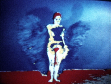 Ana Mendieta Butterfly, 1975 Super-8mm film transferred to high-definition digital media, color, silent Running time: 3:19 minutes