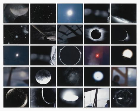 Michelle Stuart, photo collage