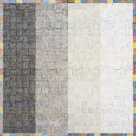 McArthur Binion, GL 10250