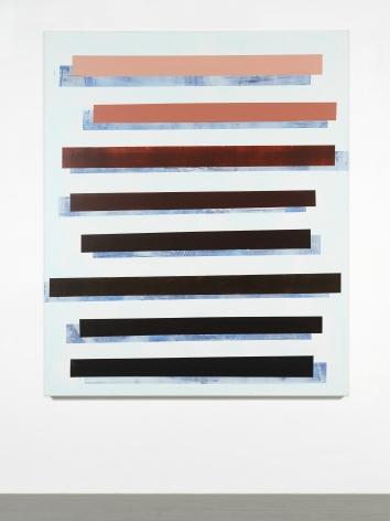 Tariku Shiferaw Broken Clocks (SZA), 2020 Acrylic on canvas 72 x 60 inches (182.9 x 152.4 cm) GL14789