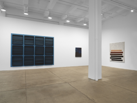 Installation view at Galerie Lelong & Co., New York