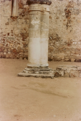 Ana Mendieta  Untitled: Silueta Series, Mexico, 1976 / 1991  From Silueta Works in Mexico, 1973-1977  Color photograph  20 x 16 inches (50.8 x 40.6 cm)  Framed: 25.3 x 18.3 inches (64.3 x 46.5 cm)  Edition 18 of 20 with 4 APs