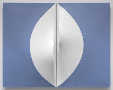 Zilia Sánchez Untitled, c. 2000 Acrylic on stretched canvas 28 x 36.25 x 7.2 inches (71.1 x 92.1 x 18.2 cm) (GL12738)