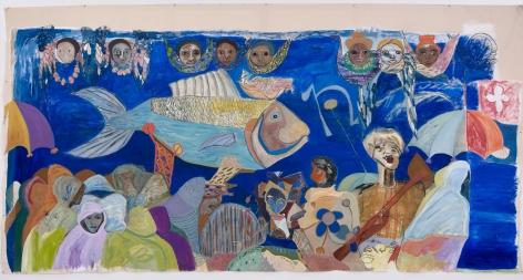 Ficre Ghebreyesus The Sardine Fisherman's Funeral,2002