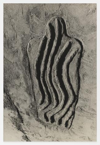Ana Mendieta Untitled, 1982
