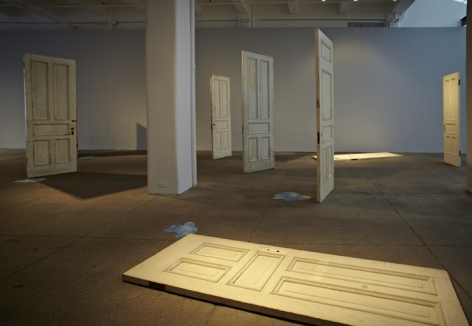 Yoko Ono, DOORS & DROPPINGS