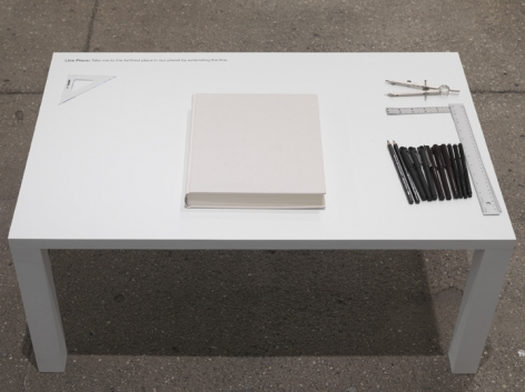 Yoko Ono, Line Piece