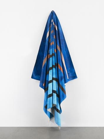 Tariku Shiferaw Trap Queen (Fetty Wap), 2021 Acrylic on canvas 93 x 39 x 15 inches (236.2 x 99.1 x 38.1 cm) (GL15006)