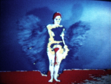 Ana Mendieta  Butterfly, 1975  Super-8mm film transferred to high-definition digital media, color, silent  Running time: 3:19 minutes  Edition of 6 with 3 AP