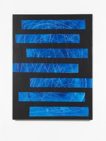 Tariku Shiferaw 1 Thing (Amerie), 2020 Acrylic on canvas 40 x 30 inches (101.6 x 76.2 cm) GL14807