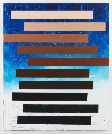 Tariku Shiferaw Earfquake (Tyler, the Creator), 2021 Acrylic on canvas 72 x 60 inches (182.9 x 152.4 cm) (GL15115)