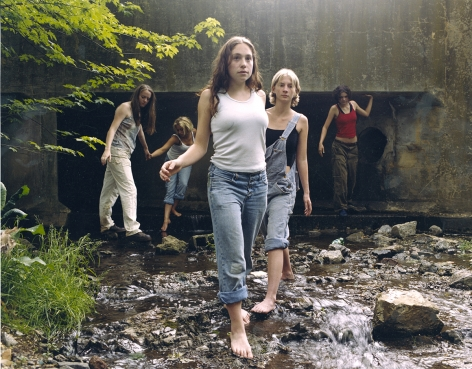 JUSTINE KURLAND The Wall