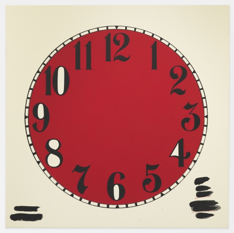 AMANDA ROSS-HO Untitled Timepiece (COCA COLA)