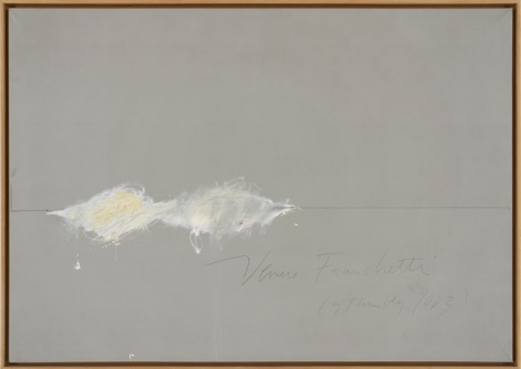 CY TWOMBLY Venere Franchetti