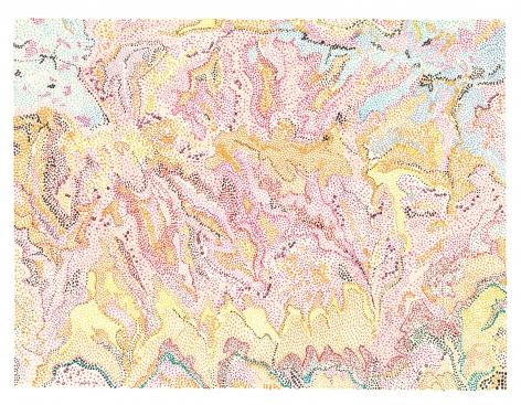 NANCY GRAVES, Geological Survey, Egton, England