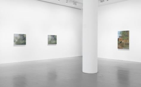 PAUL WINSTANLEY Installation view at Mitchell-Innes & Nash, NY, 2011