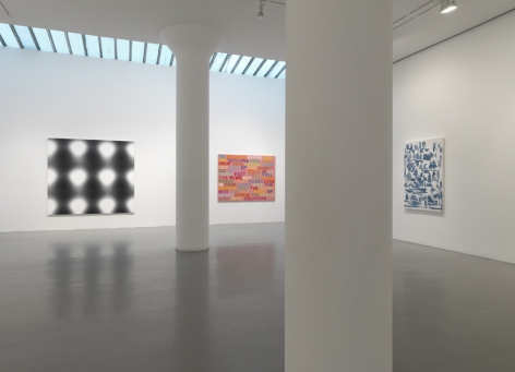 ITEM Installation view at Mitchell-Innes & Nash, NY, 2010