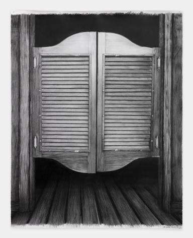 KARL HAENDEL Western Door
