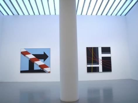 ALLAN D'ARCANGELO Paintings 1962-1982