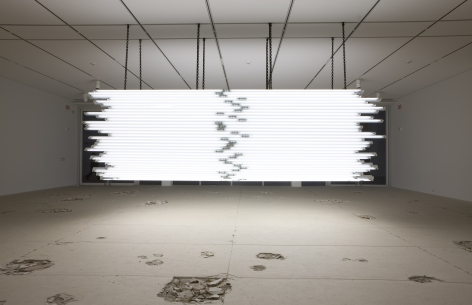 MONICA BONVICINI Light Me Black