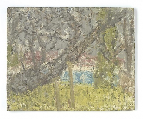 LEON KOSSOFF Cherry Tree, with Diesel