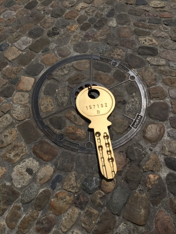 AMANDA ROSS-HO Untitled Findings (ACCESS) Key 2