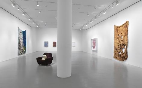 ANNA BETBEZE, JOSH BRAND, JESSICA JACKSON HUTCHINS andJOSH TONSFELDT, Installation view at Mitchell-Innes & Nash, 2013