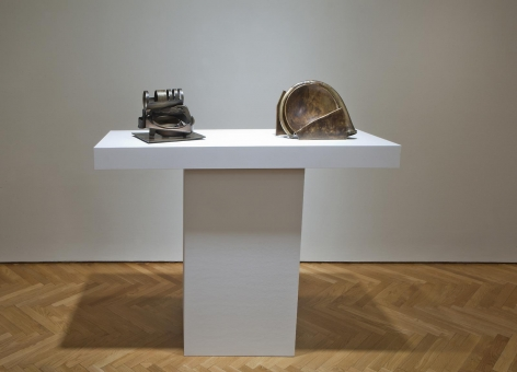 ANTHONY CARO New Small Bronzes