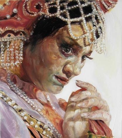 NATALIE FRANK Portrait