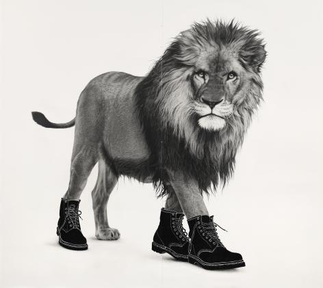 KARL HAENDEL  Lion 7  2020