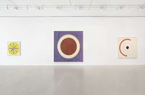 KENNETH NOLAND Paintings, 1958-1968