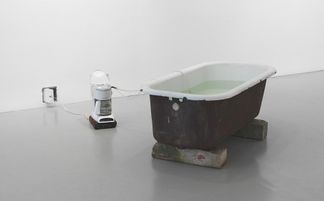 VIRGINIA OVERTON Untitled (hot tub)
