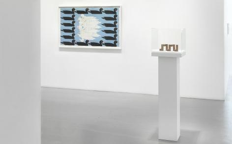 CARL ANDRE/ JOHN WESLEY