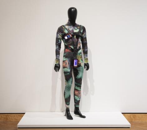 JACOLBY SATTERWHITE Installation view ofSpeculative Bodiesat theMinneapolis Institute of Art, Minneapolis,Minnesota, 2019