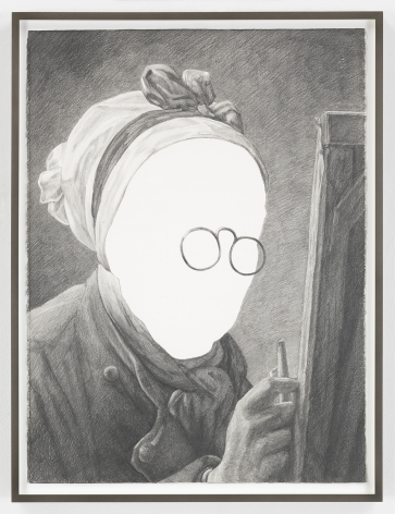 KARL HAENDEL Minus Chardin #3