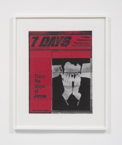 MARY KELLY 7 Days, 10-16 November, 1971