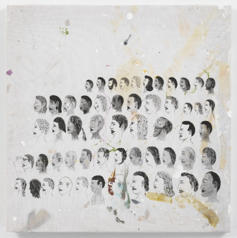 CHRIS JOHANSON Individuality (Faces) 2019