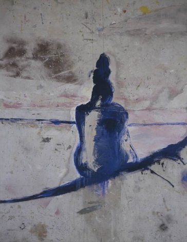 JULIAN SCHNABEL Untitled