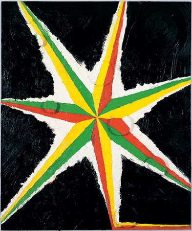 CHRIS MARTIN Seven Pointed Star
