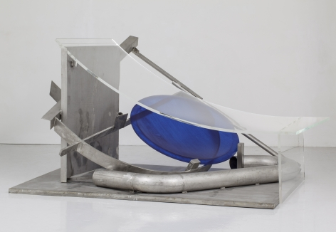 ANTHONY CARO Blue Moon