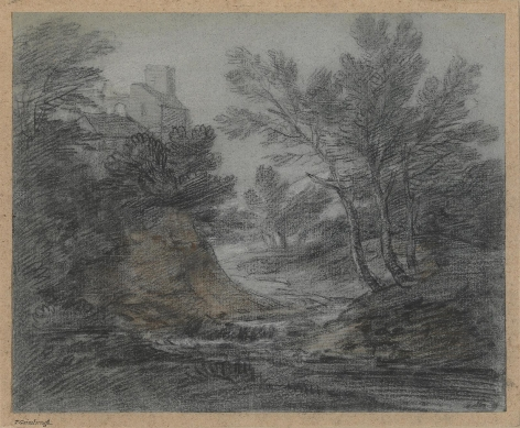 THOMAS GAINSBOROUGH (1727-1788)