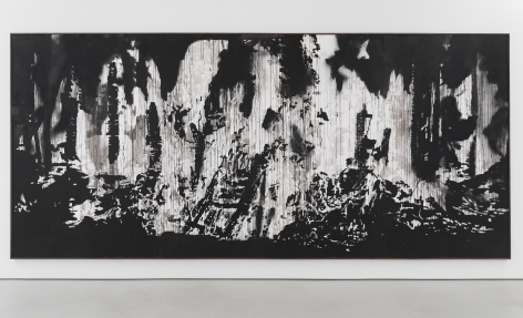 MONICA BONVICINI Mountain Town 2015