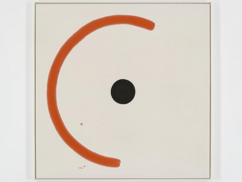 KENNETH NOLAND Epigram