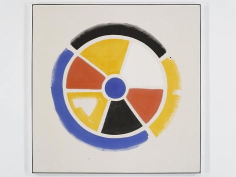 KENNETH NOLAND Highlight