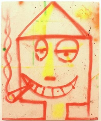 CHRIS MARTIN Portrait of Joe Bradley