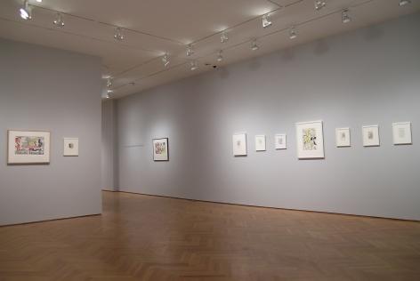 ROY LICHTENSTEIN Conversations With Surrealism Drawings
