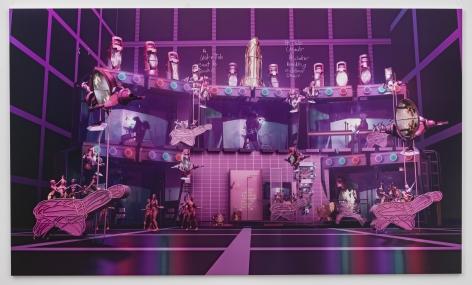 JACOLBY SATTERWHITE Room for Demoiselle Two 2019