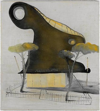 NORBERT SCHWONTKOWSKI Musée des Arts